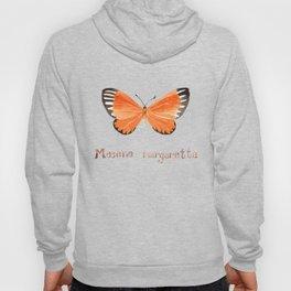Butterfly - Mesene margaretta Hoody
