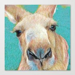 Roo Roo Canvas Print