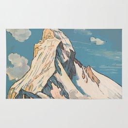 Night Mountains No. 45 Rug