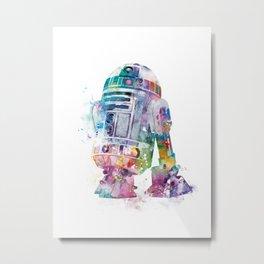 R2-D2 Metal Print