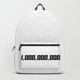 Three Comma Club Real Entrepreneur Member Backpack