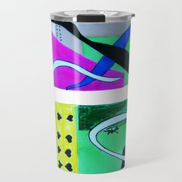 inspiration from Matisse . Gift Ideas ( https://society6.com/vickonskey/s?q=popular+prints ) Travel Mug