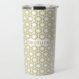 TECTURE Travel Mug