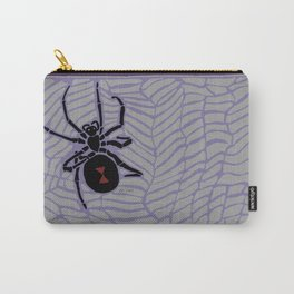 Black Widow (Gothic palette) Carry-All Pouch