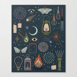 Light the Way Canvas Print