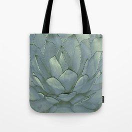 Agave Succulent Cactus Tote Bag