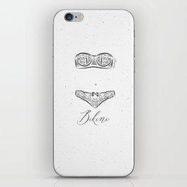 Underwear fashion bikini iPhone Skin