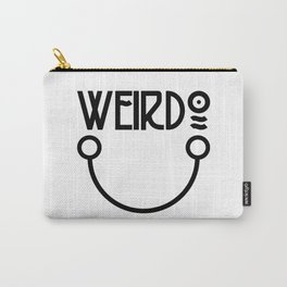 Weirdo Carry-All Pouch