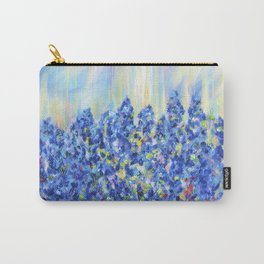 Lavender after the rain, flowers Carry-All Pouch