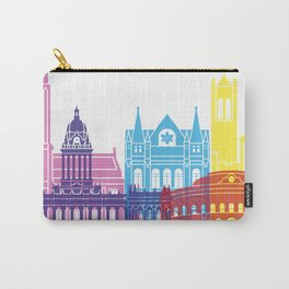 Leeds V2 skyline pop Carry-All Pouch