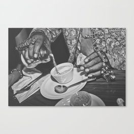 Sugar Pimp Canvas Print