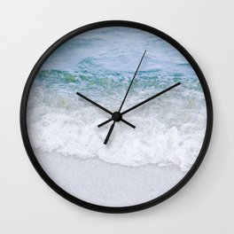 Calming Waters Wall Clock