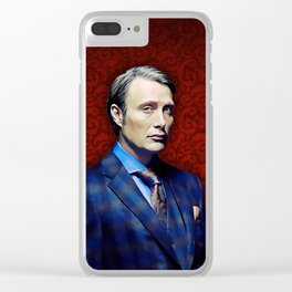 Hannibal Clear iPhone Case