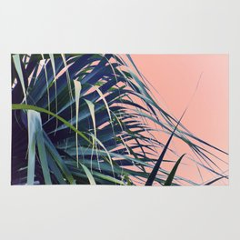 Feather Palm Rug