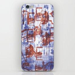 degeneration iPhone Skin