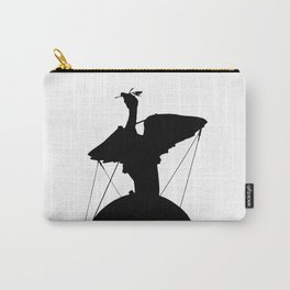 The Liver Bird Carry-All Pouch
