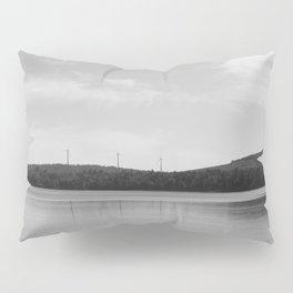 Maine Windmills Pillow Sham