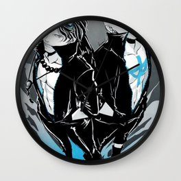 Ace and Marco Wall Clock