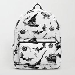 Halloween pattern design Backpack