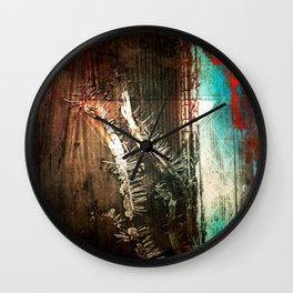 Manipulation 84.0 Wall Clock