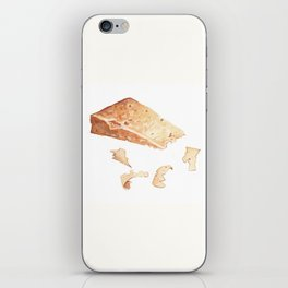 Parmigiano-Reggiano Cheese iPhone Skin