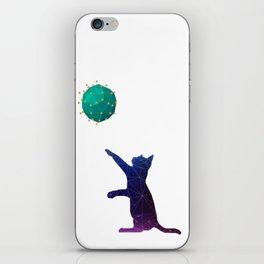Universal kitty iPhone Skin