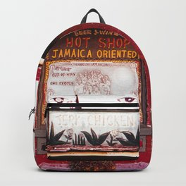 Hot Shop Backpack