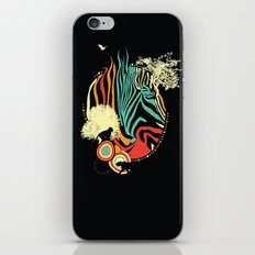 Zebra iPhone & iPod Skin