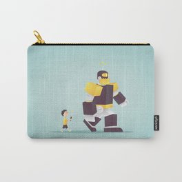 the robot my dad never gave me Carry-All Pouch