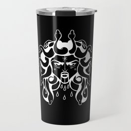 Death Gorgon Travel Mug