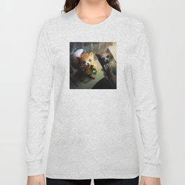 Digital Painter available for work Long Sleeve T-shirt