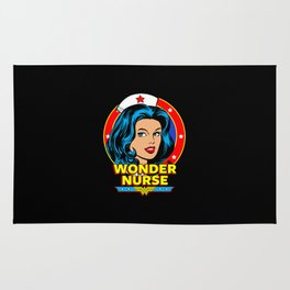 Wonder Nurse Rug
