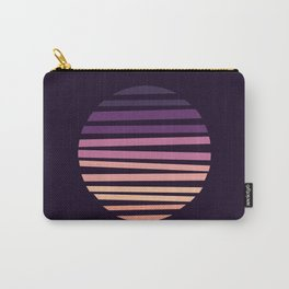 Amethyst Hour Carry-All Pouch