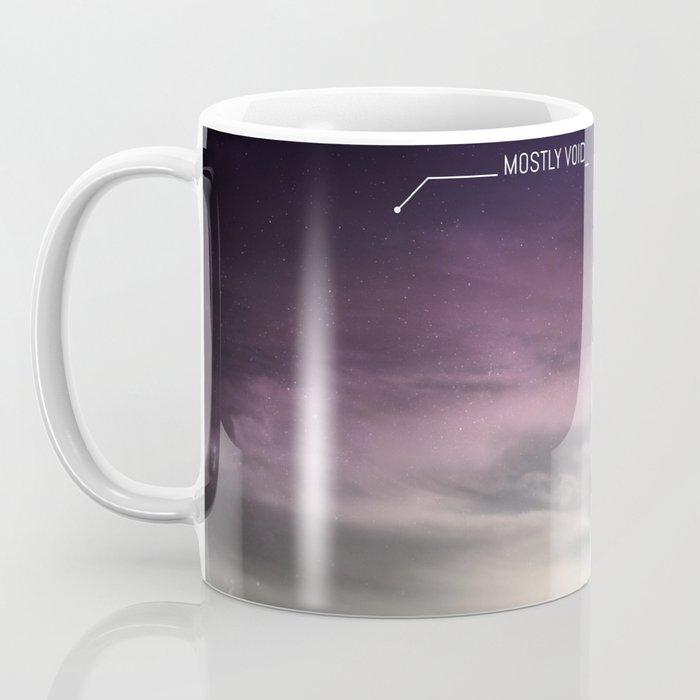 PARTIALLY STARS Coffee Mug