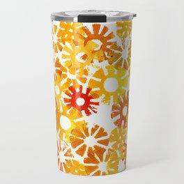 Autumn Sun Travel Mug