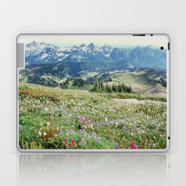 Wildflower Meadow Laptop & iPad Skin