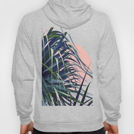 Feather Palm Hoody