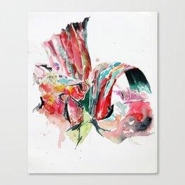 Digestion Canvas Print