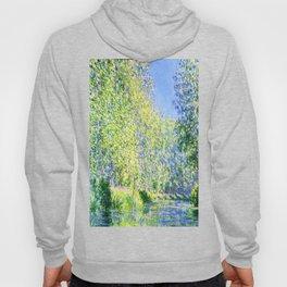 Monet: Bend in the River Ept Hoody