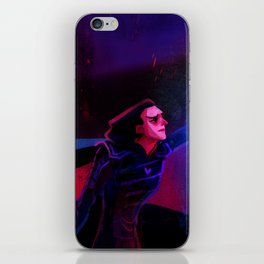 The bravest prince of Asgard iPhone Skin