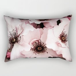 Dainty Bess Roses #1 Rectangular Pillow