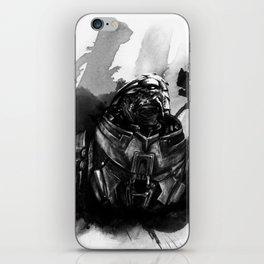 Forgive the insubordination iPhone Skin