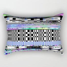 Glitch Ver.2 Rectangular Pillow