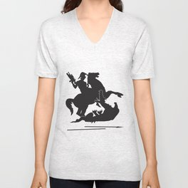 Saint George M16 Unisex V-Neck