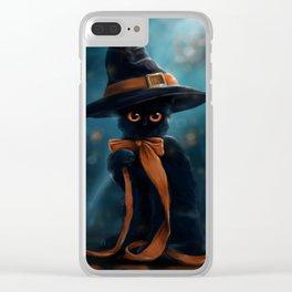 Hocus Pocus Clear iPhone Case