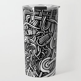Giuseppe Arcimboldo cover Travel Mug