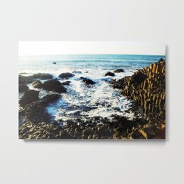 Giant's Causeway  Metal Print