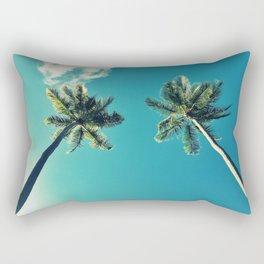 Summer Palms Rectangular Pillow
