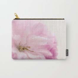 It is spring again. The earth is like a child that knows poems by heart. - Rainer Maria Rilke Carry-All Pouch