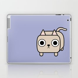 Cat Loaf - Cream Kitty Laptop & iPad Skin
